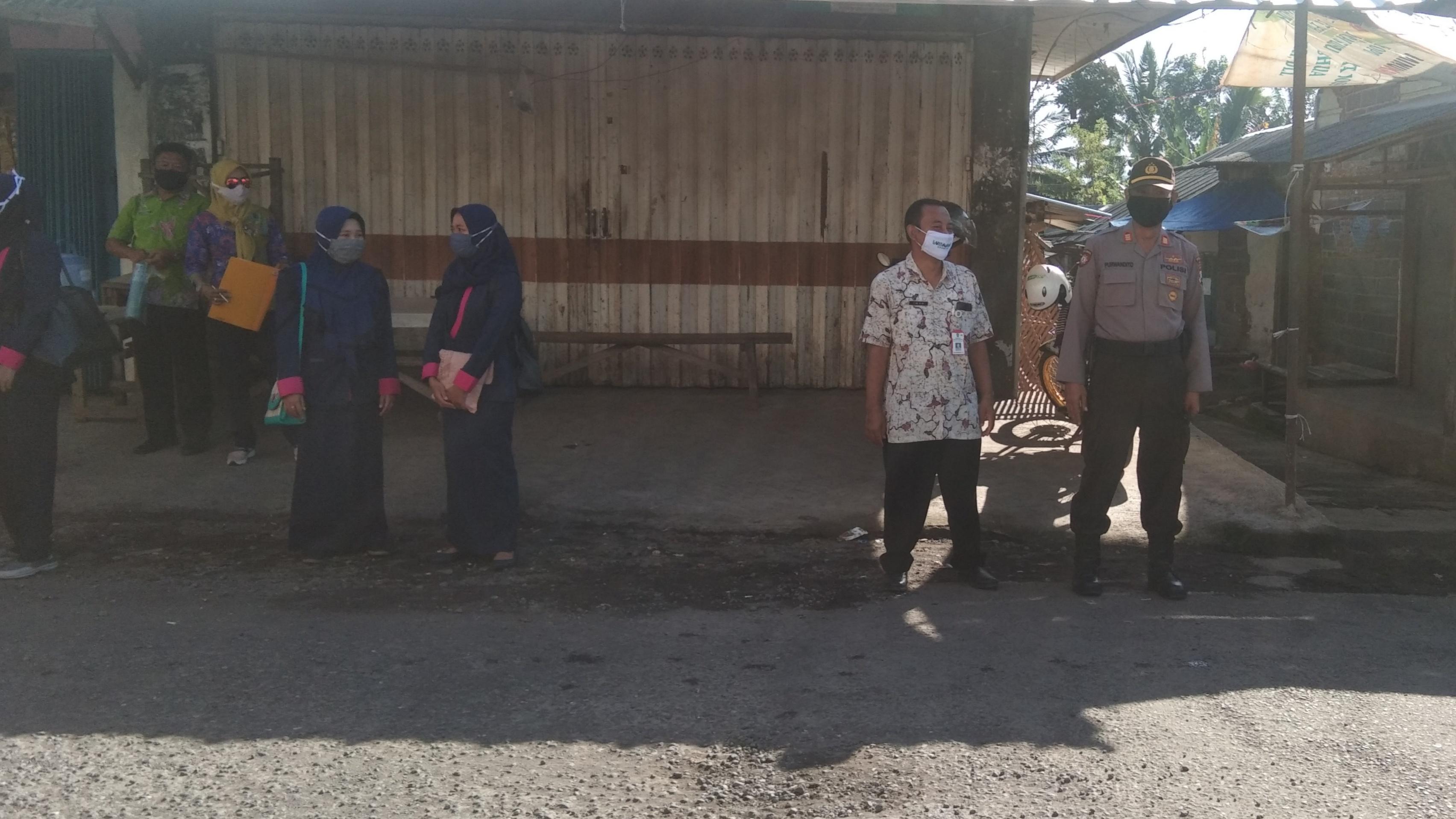 #2 Operasi penegakan disiplin memakai masker serentak
